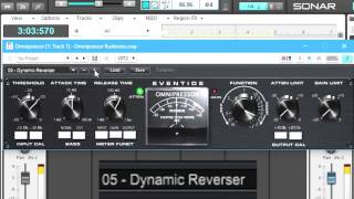 Omnipressor® | Eventide Dynamics Compressor Plugin