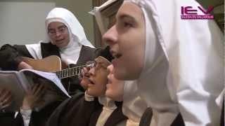 """Siempre Contigo_""""Aunque todos... ¡Nosotras No!_Carmelitas Valladolid-Campo Grande"""