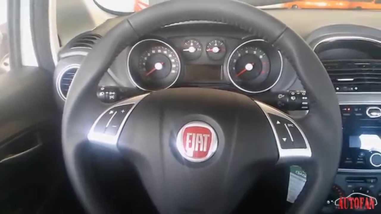 Холостой ход плавает. Fiat bravo - YouTube