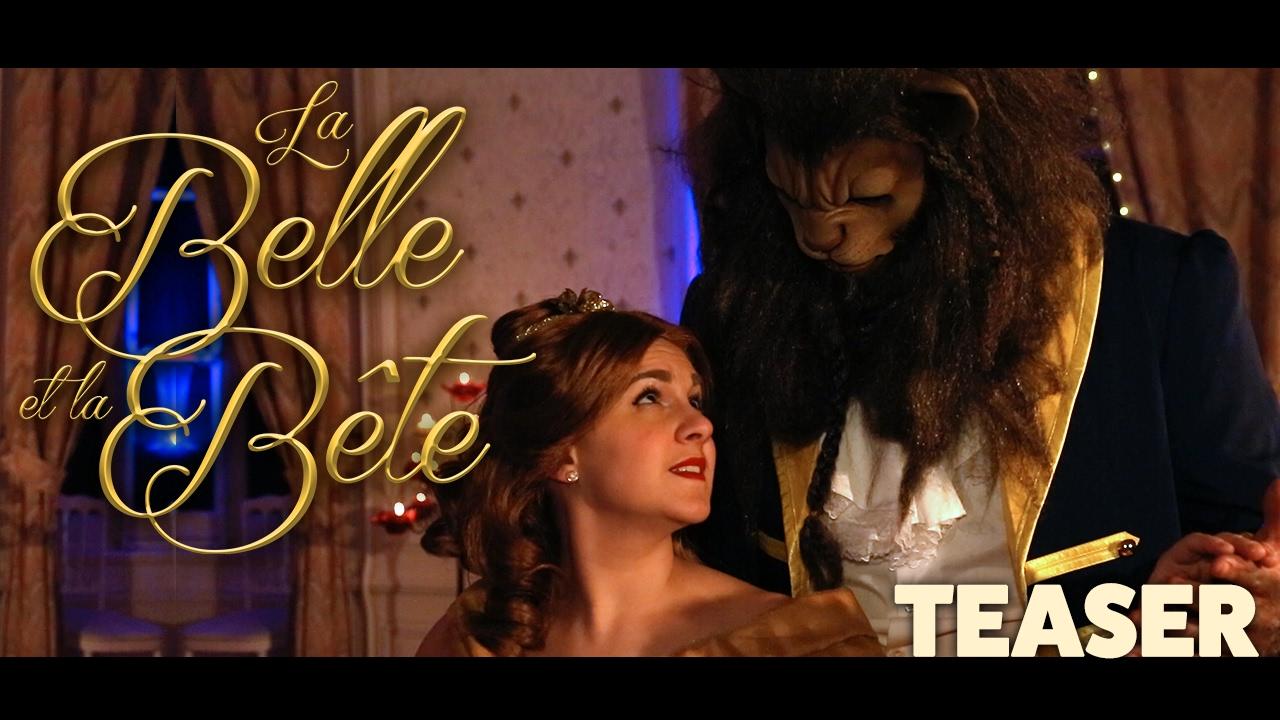 Teaser La Belle et la Bête - Medley DisCover