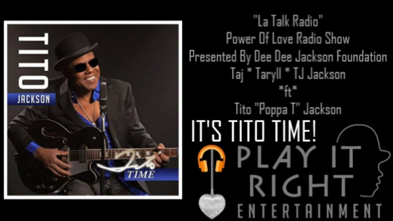 3t Power Of Love La Talk Radio Ft Tito Poppa T Jackson