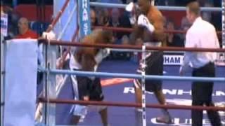 Dereck Chisora vs Danny Williams - Full Fight
