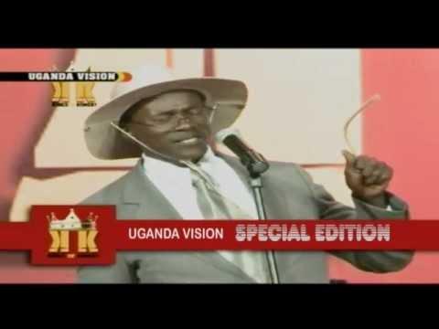 "President Yoweri Museveni - LIVE ON LONDON (UK) TV - ""UGANDA VISION"""