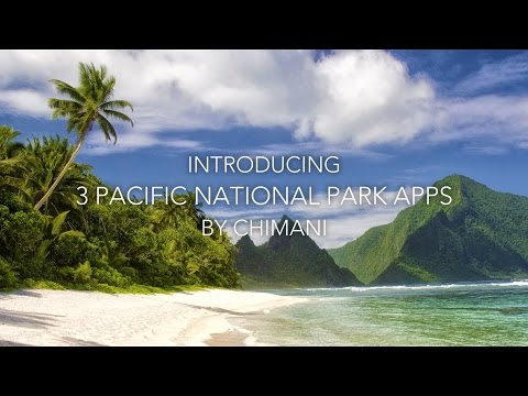 Island Hop the Pacific National Parks: American Samoa, Hawaii Volcanoes & Haleakala