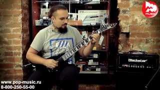 Именная электрогитара LTD ALEXI 200 Alexi Laiho (Children of Bodom)