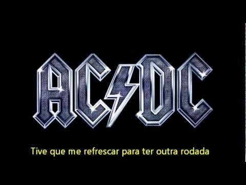 AC/DC - You Shook Me All Night Long Legendado PT-BR