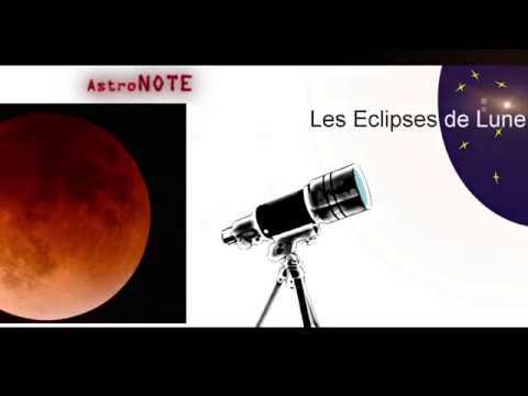 ⭐ Les éclipses