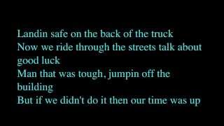 Red Vs Blue - Falling Toward the Sky lyrics