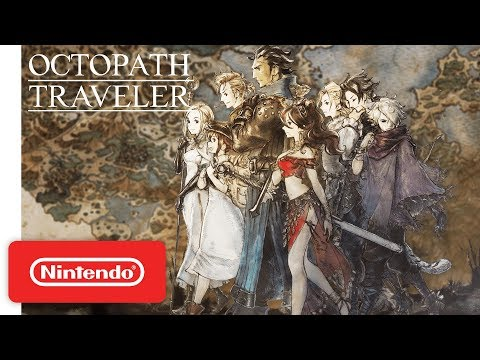 It looks like Octopath Traveler is coming to PC
