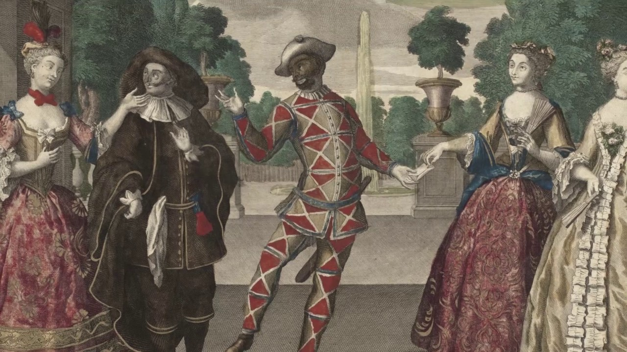 the origins of pantomime Pantomime is often seen as something quaint, something utterly british, but its origins lie in warmer climes it developed from the italian street theatre of the.