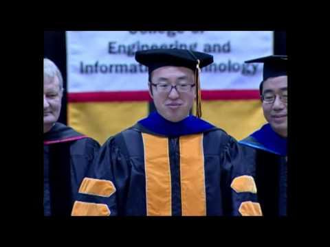 2013 Winter Graduate Commencement Ceremony