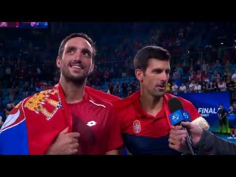 Veliki Uspeh Srpskih Tenisera i Sjajna Atmosfera u Sidneju Kroz ATP Objektiv | SPORT KLUB TENIS