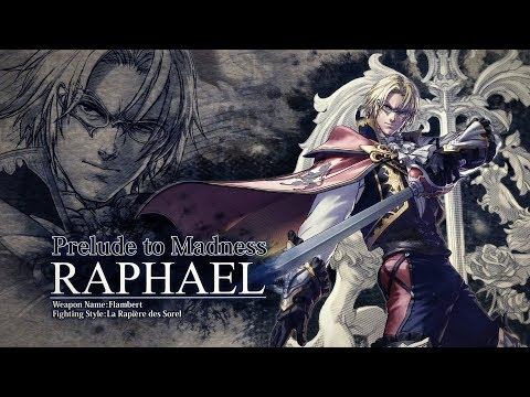 SOULCALIBUR VI - Raphael Character Reveal | PS4, XB1, PC