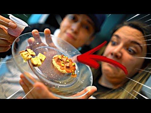 A MICRO PIZZA JAPONESA! (c/ Spok, Authentic e Cauê)