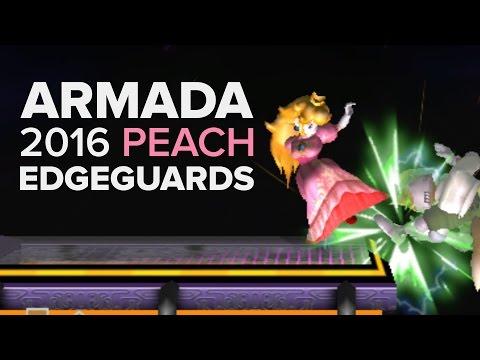 Armada's 2016 Peach Edgeguards