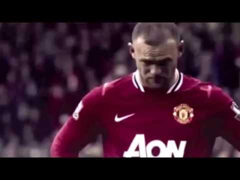 Manchester United-Wayne Rooney-Hall of Fame