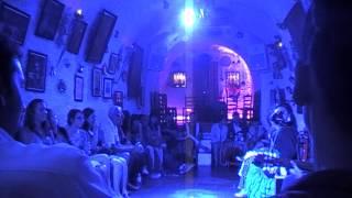 "Zambra flamenco cava ""Los Tarantos"", Sacromonte Granada"