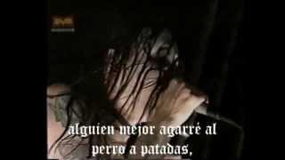 Marilyn Manson Little Horn Subtitulos Español live Argentina 1996