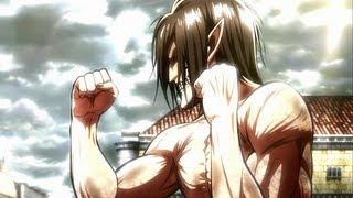 Shingeki No Kyojin: Attack on Titan AMV - Till I Collapse (HD)