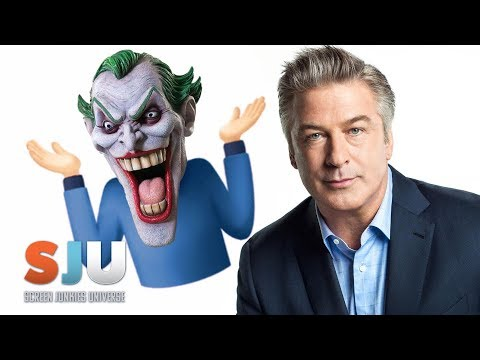 Jokes On Us! Baldwin Pulls Out of Joker Movie - SJU