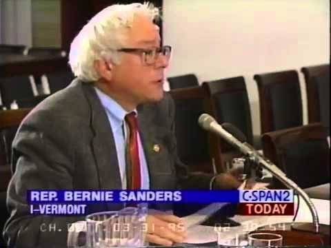 Bernie Sanders v. John Kasich on Corporate Welfare (3/30/1995)