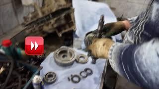 ssangyong rexton ремонт раздатки