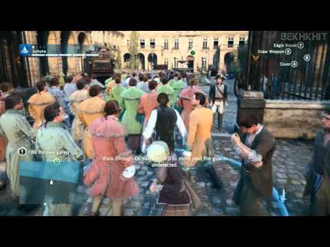 [Assassin's Creed Unity] The Estates General