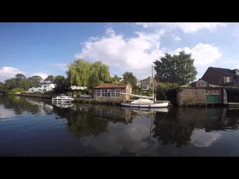 River view - Waveney House Hotel