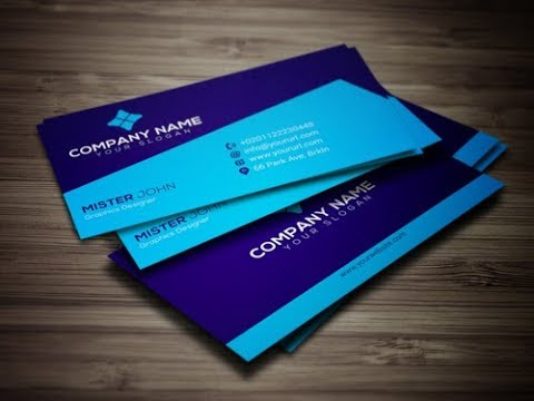 Print ready business card design photoshop cs6 tutorial youtube print ready business card design photoshop cs6 tutorial reheart Images