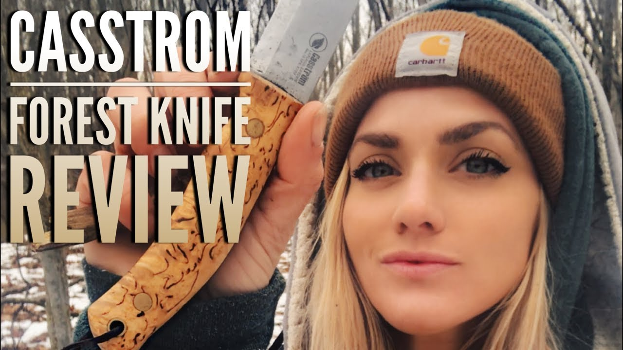 Casstrom Lars fält knife Knife review - Dutch bushcraft knives