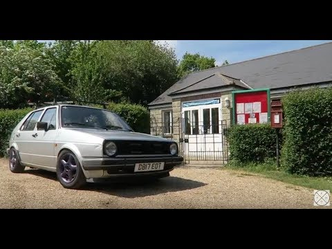 Classic Car On A Budget; Volkswagen MK2 Golf Review