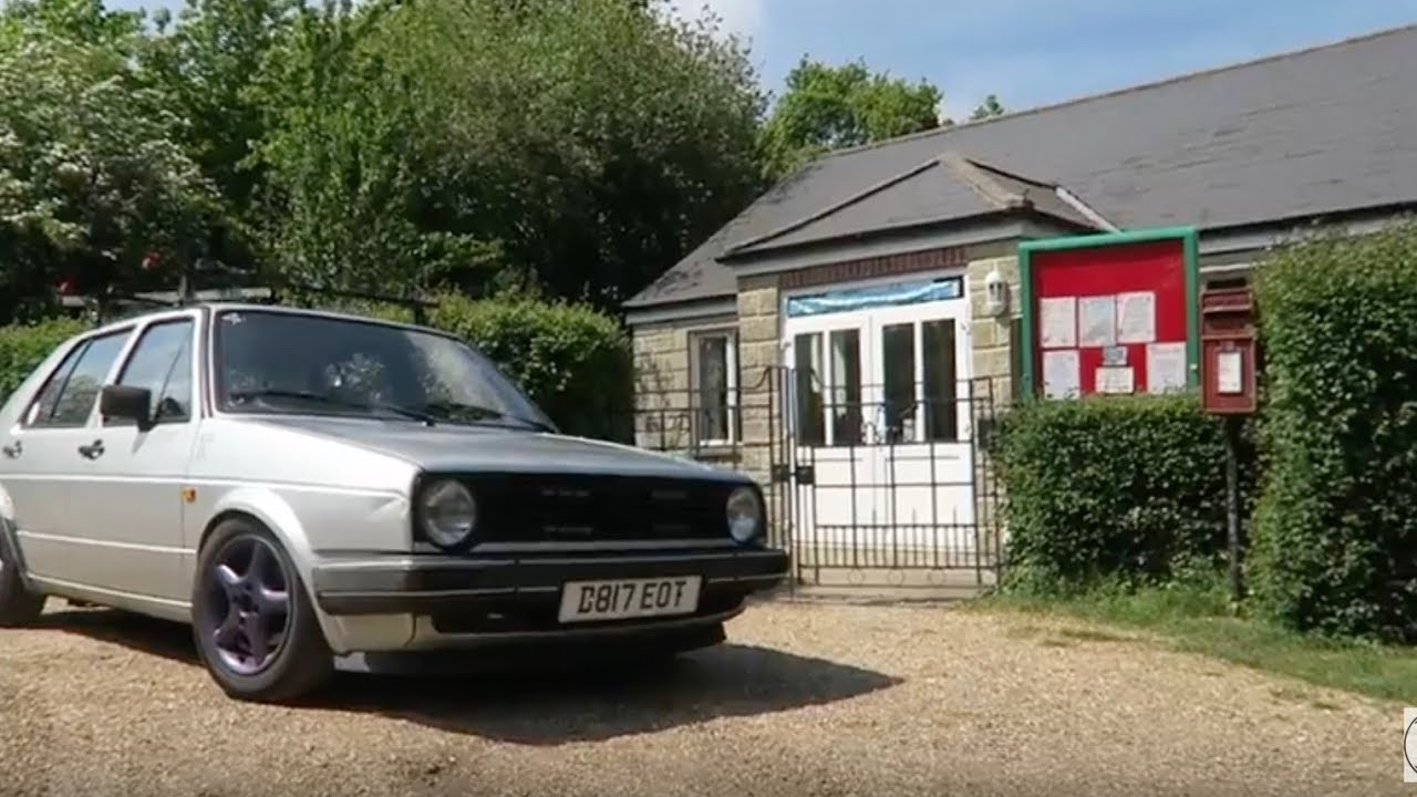 Classic Car On A Budget; Volkswagen MK2 Golf Review - YouTube