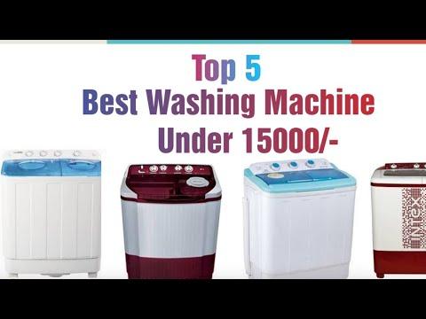Top 5 Washing Machine Under 15000/- Only