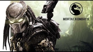 Alien Vs Predator - Mortal Kombat XL