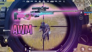 THIS IS WHY AWM IS BEST | PUBG MOBILE