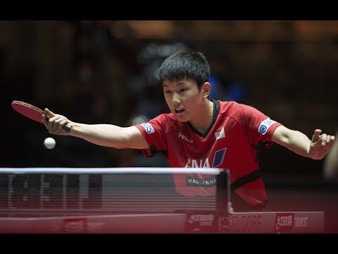 Tomokazu HARIMOTO - The Prodigy of Table Tennis