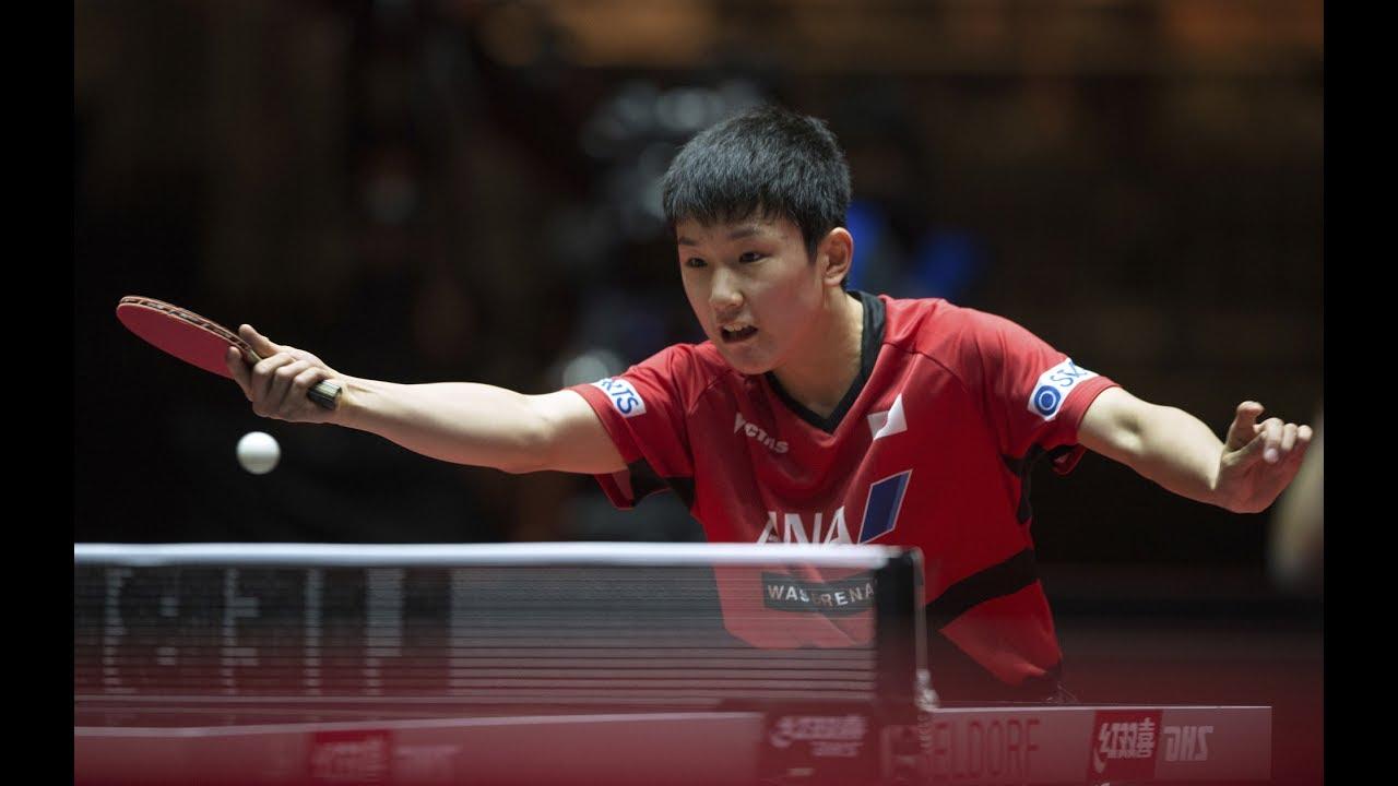 Tomokazu Harimoto The Prodigy Of Table Tennis Youtube