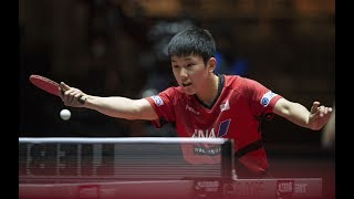 Tomokazu HARIMOTO - The Prodigy of Table Tennis