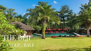 Magnificent 6 Bedroom Villa 3121 In Canggu, Bali Luxury Villa Rentals