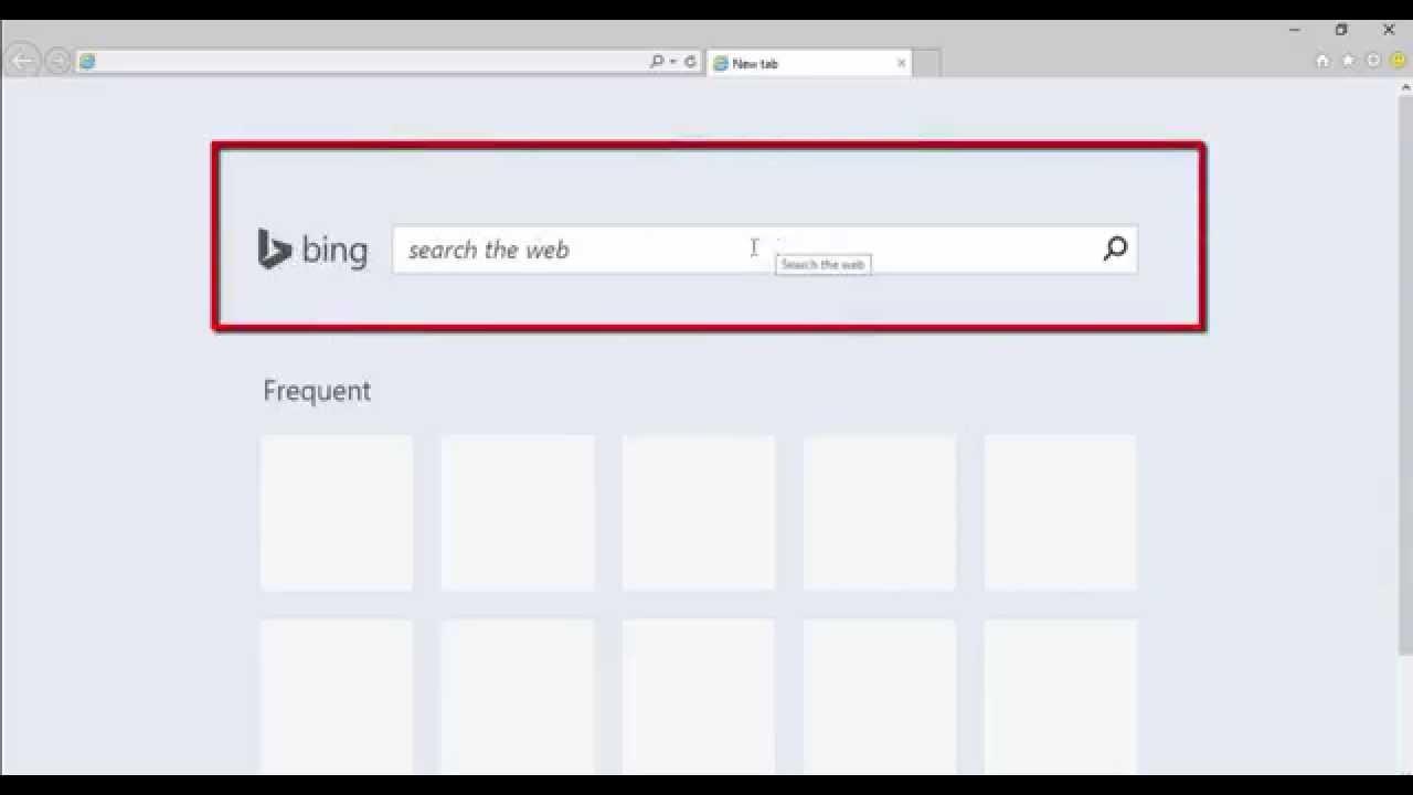 Toolbar Show Homepage
