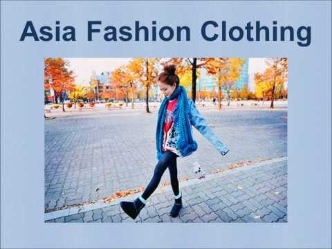 Asia Fashion Clothing Website