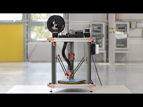 igus 3D Printer Live Action