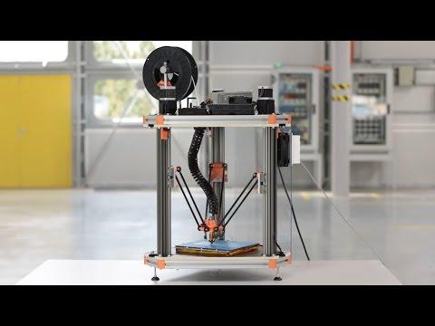 igus 3D Printer Live Action