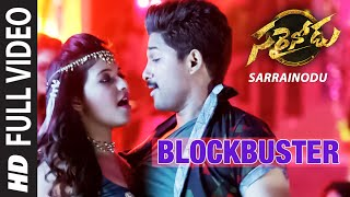 blockbuster-full-song-sarrainodu-allu-arjun-rakul-preet-telugu-songs-2016