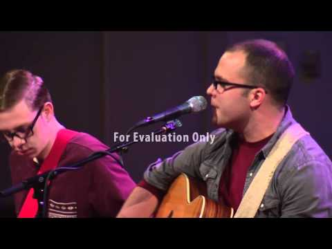 CU Chapel Music December 2013 (Starner Vechery, Connor Haskins, Brandon Bellanti)