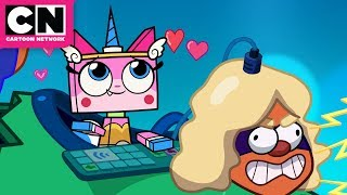 Unikitty | Puppycorn's New Toys | Cartoon Network