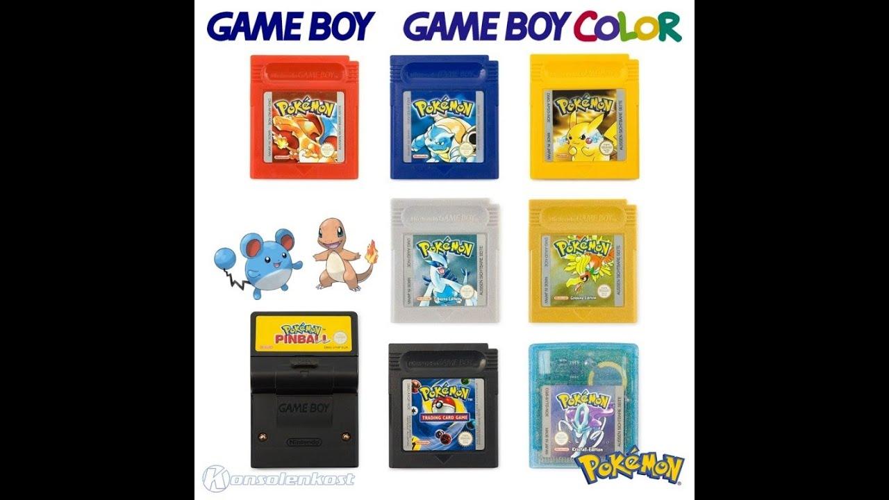 100 best gameboy color games