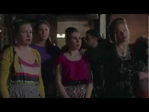 HBO Girls Fan Video - Dancing On My Own - Robyn