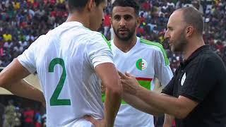 Gambie 1-1 Algérie déception.أداء غَيْرُ مُرْضٍ