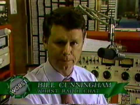 Bill Cunningham - Vintage Willie Video In Honor of His Birthday Today